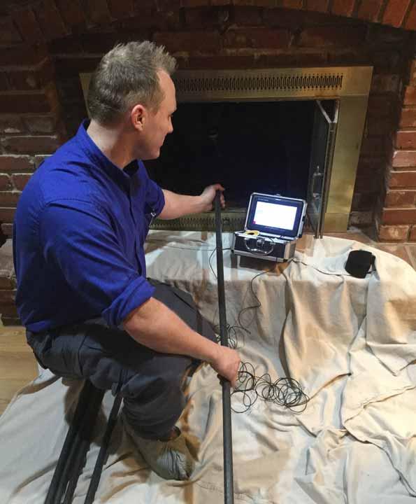 chimney inspection milwaukee
