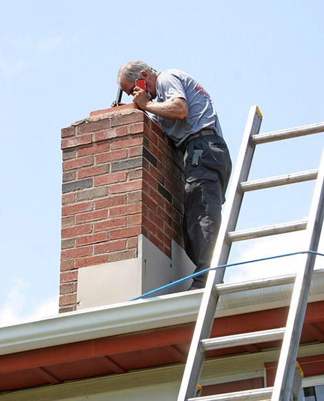 chimney repair milwaukee area